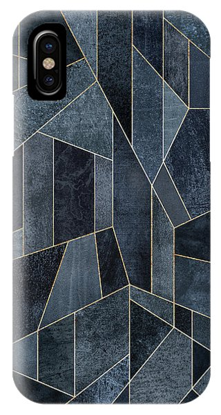 Abstract iPhone Case - Skyscraper 1 by Elisabeth Fredriksson