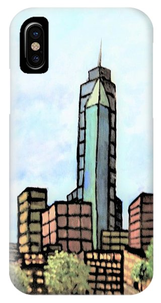 Skyscraper IPhone Case