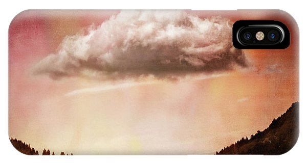 Susann Serfezi iPhone Case - Skywalker by AugenWerk Susann Serfezi