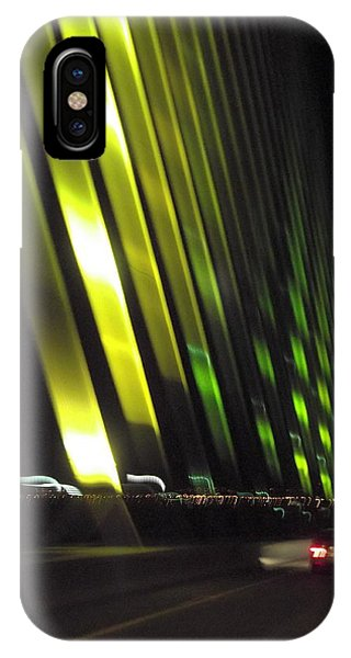 Skyway At Night 5559 IPhone Case
