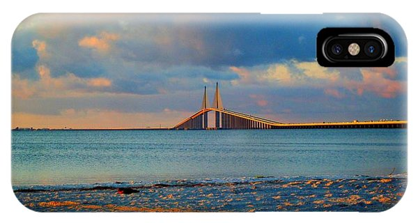 Skyway Bridge IPhone Case