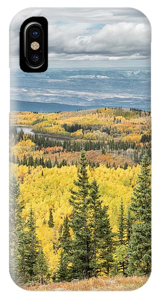 Skyway View IPhone Case
