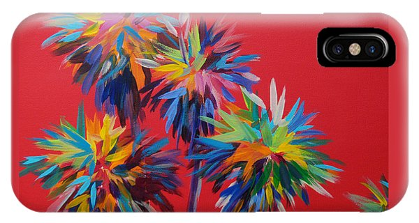 Sl Palms IPhone Case