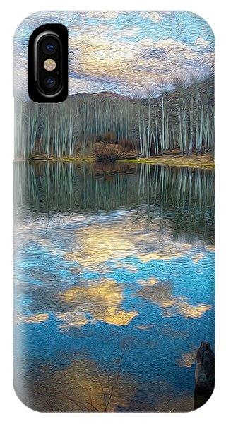 Slack Weiss Autumn IPhone Case
