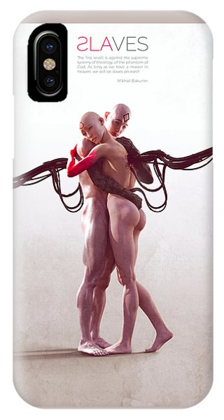 Slaves IPhone Case