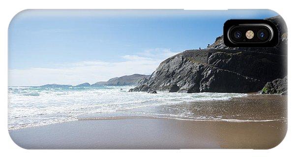 Ireland iPhone Case - Slea Head Beach by Smart Aviation