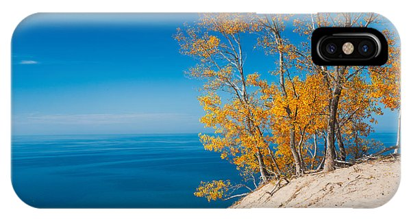 Sleeping Bear Dunes Vista 002 IPhone Case
