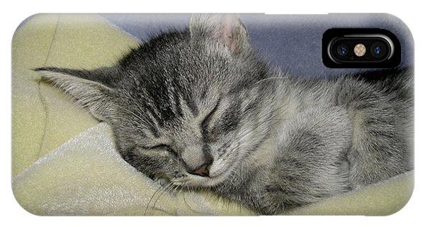 Sleepy Time IPhone Case