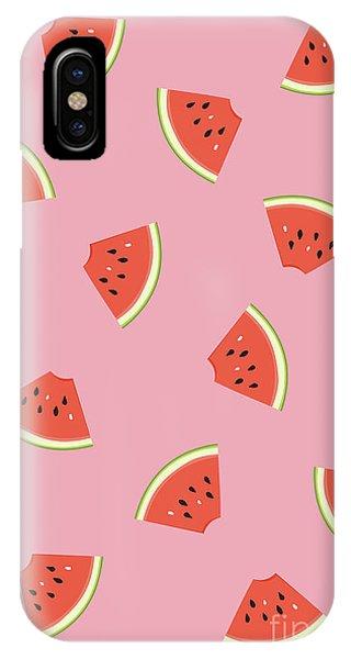 Summer Fruit iPhone Case - Slice Of Life by Elizabeth Tuck
