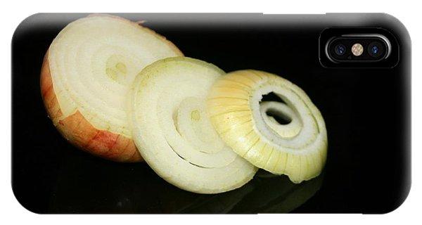 Slice Onion IPhone Case