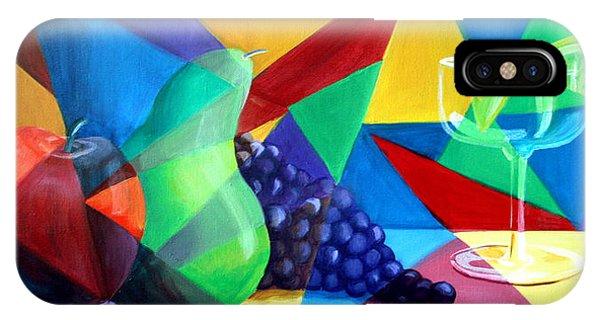 Sliced Fruit Phone Case by Maryn Crawford