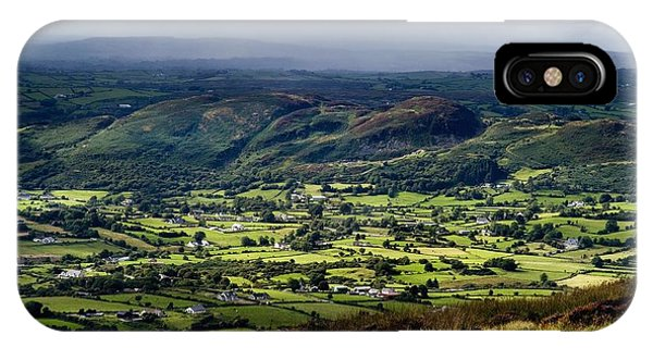Slieve Gullion, Co. Armagh, Ireland IPhone Case