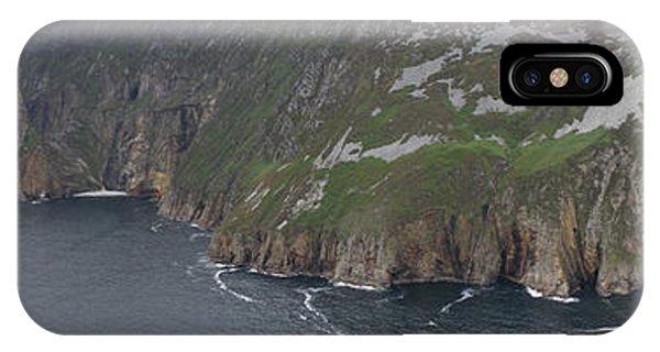 Slieve League Cliffs IPhone Case