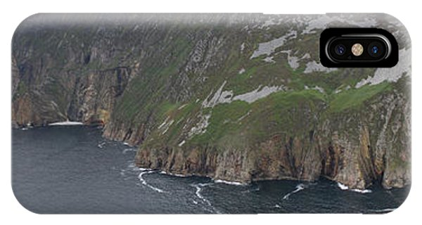 Slieve League Cliffs IPhone Case