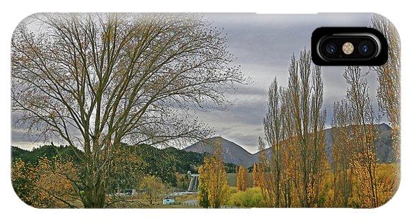 Slightly Surreal Landscape IPhone Case