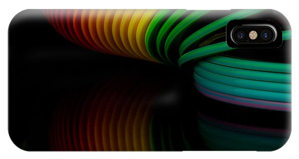Slinky II IPhone Case