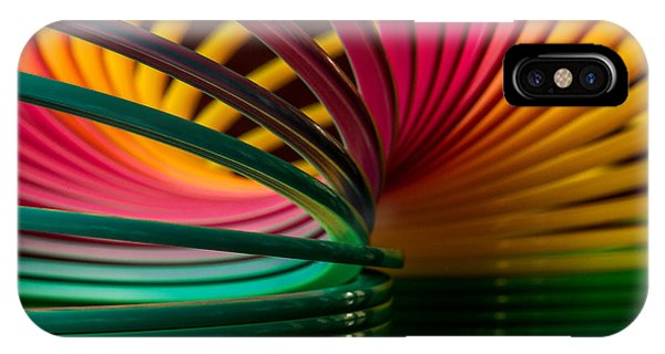Slinky IIi IPhone Case