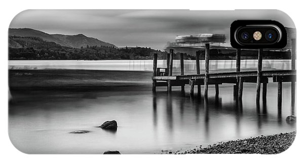 Slipping The Jetty IPhone Case