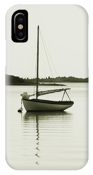 Sloop At Rest  IPhone Case