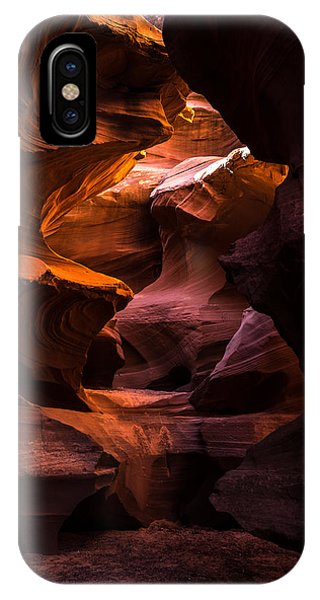 Slot Canyon Red IPhone Case