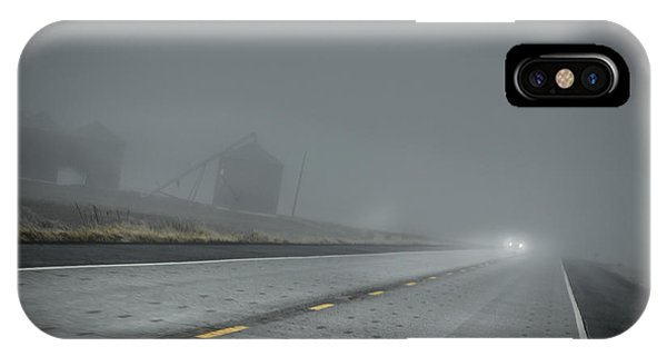 Slow Drive Home IPhone Case
