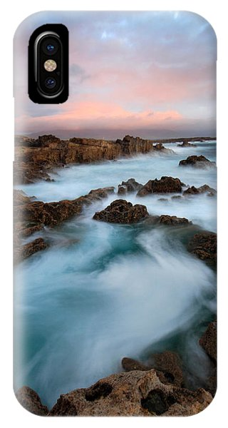 Slow Exposure Kerry Sunset Ireland Phone Case by Pierre Leclerc Photography