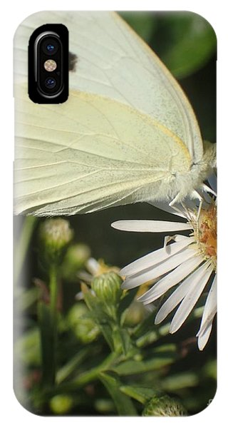 Sm Butterfly Rest Stop IPhone Case