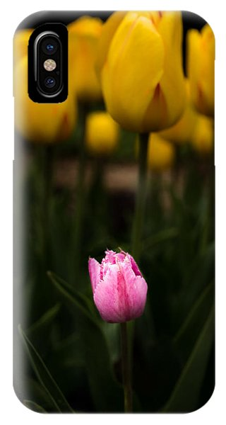 Small Tulip IPhone Case