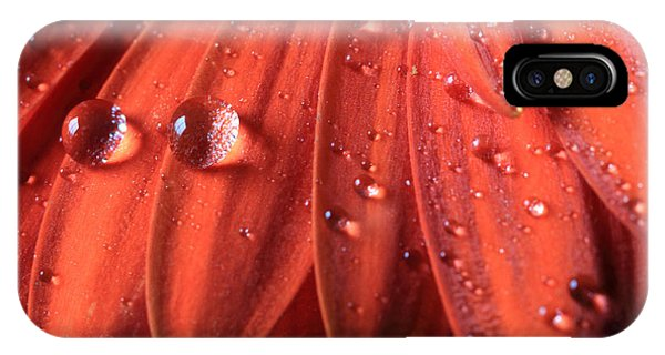 Small Water Drops IPhone Case