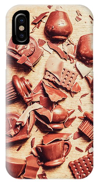 Kettles iPhone Case - Smashing Chocolate Fondue Party by Jorgo Photography - Wall Art Gallery