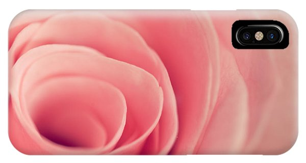 Smell The Roses IPhone Case