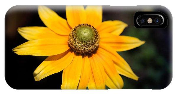 Smiling Sun IPhone Case