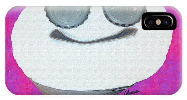iPhone Case - Smiling Tp by Pharris Art