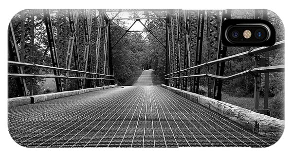Smith Road Bridge  IPhone Case
