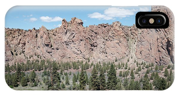 Smith Rock State Park Grandeur IPhone Case