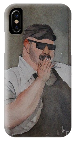 Smoke Break IPhone Case