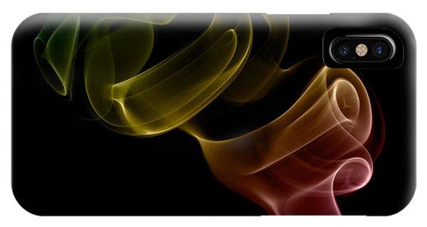 smoke XVI IPhone Case