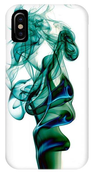 smoke XXIII IPhone Case