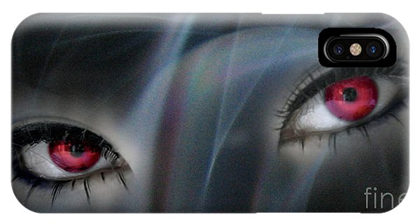Smokey Eyes IPhone Case