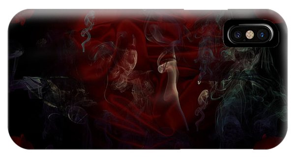 Smoking Desire IPhone Case