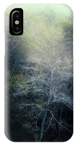 Smoky Mountain Trees IPhone Case