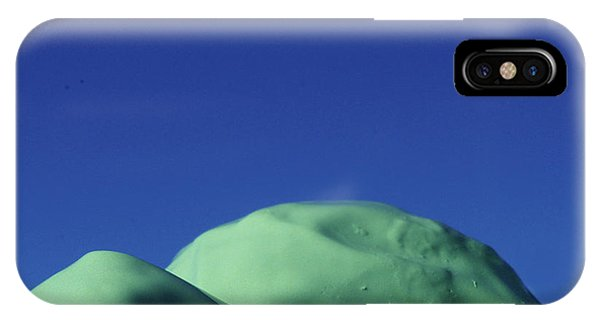 Smooth Green Mountians IPhone Case