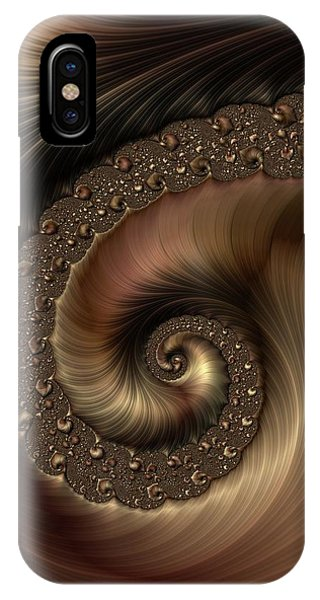 iPhone Case - Smooth Swirl by Amanda Moore
