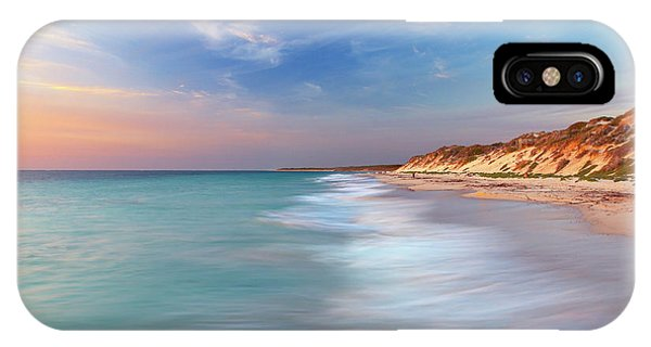 Smooth Waters, Quinns Rocks, Perth IPhone Case