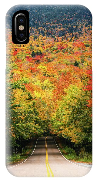 Smuggler's Notch IPhone Case