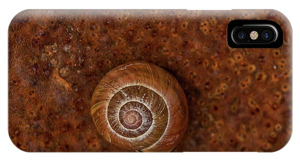 Snail On A Tin Can IPhone Case