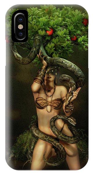 Snake Charmer IPhone Case