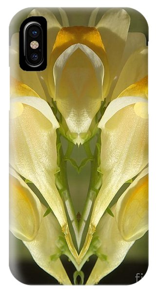 Snappy Bouquet IPhone Case