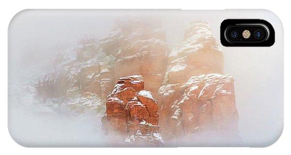 Snow 07-099 IPhone Case