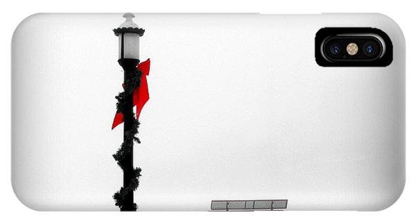 Snow Blind IPhone Case